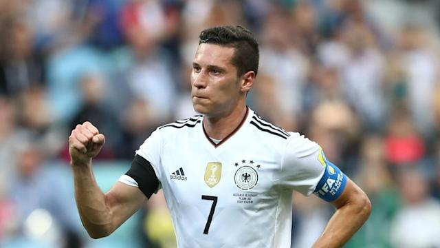 Uli Hoeness says Bayern Munich are not in the market for Paris Saint-Germain's attacking midfielder Julian Draxler.