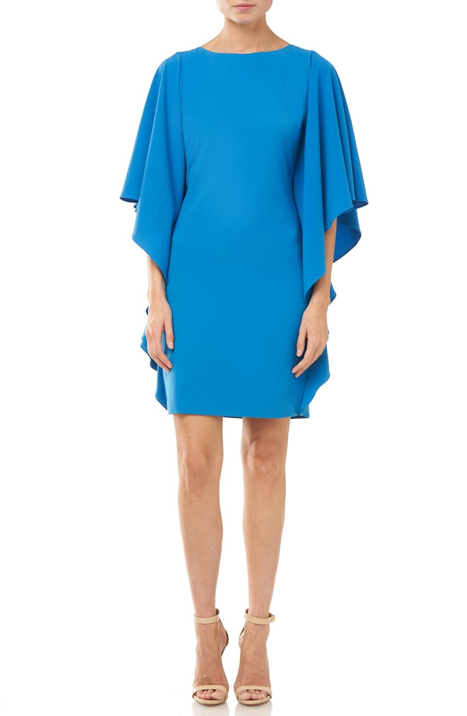"""<p><strong>HALSTON HERITAGE</strong></p><p>nordstrom.com</p><p><a href=""""https://go.redirectingat.com?id=74968X1596630&url=https%3A%2F%2Fwww.nordstrom.com%2Fs%2Fhalston-heritage-ruffle-sleeve-minidress%2F5709636&sref=https%3A%2F%2Fwww.townandcountrymag.com%2Fstyle%2Ffashion-trends%2Fg36557314%2Fnordstrom-half-yearly-sale-may-2021%2F"""" rel=""""nofollow noopener"""" target=""""_blank"""" data-ylk=""""slk:Shop Now"""" class=""""link rapid-noclick-resp"""">Shop Now</a></p><p>$67.60</p><p><em>Original Price: $169</em></p>"""