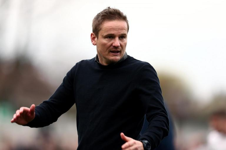 There's no need to panic for AFC Wimbledon, says boss Neal Ardley