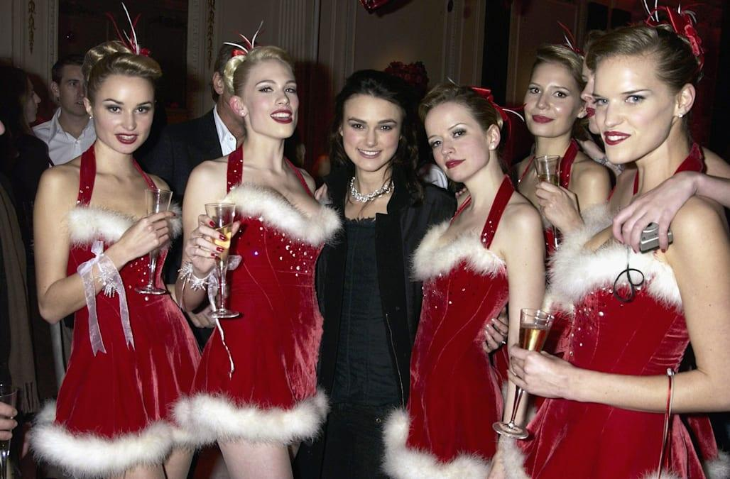 """""""Love Actually"""" UK premiere after-party"""