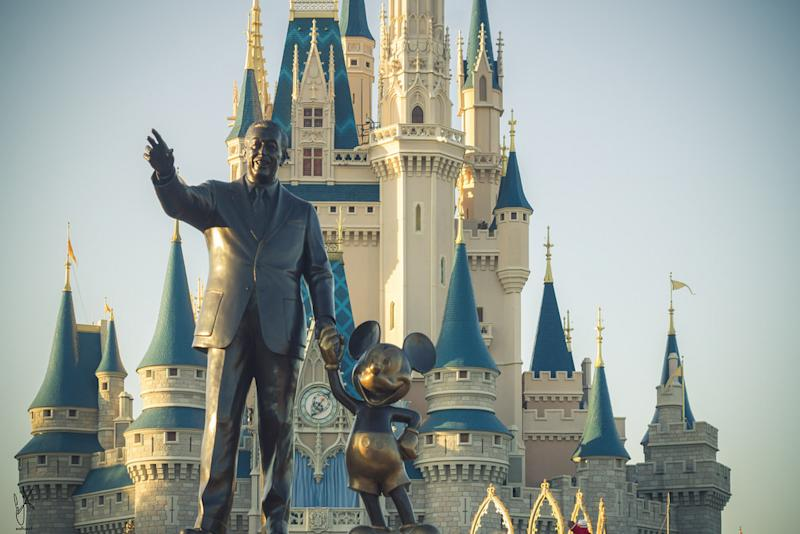 The Intrinsic Value of Walt Disney Co
