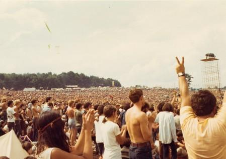 Factbox: If you remember Woodstock, you weren't there. Here's a refresher