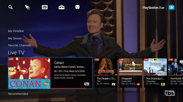 PlayStation Vue adds HBO, Cinemax and new 'Ultra' plan