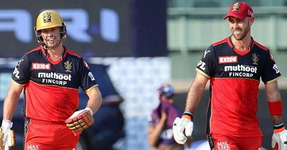 AB de Villiers reveals about his talk with Glenn Maxwell