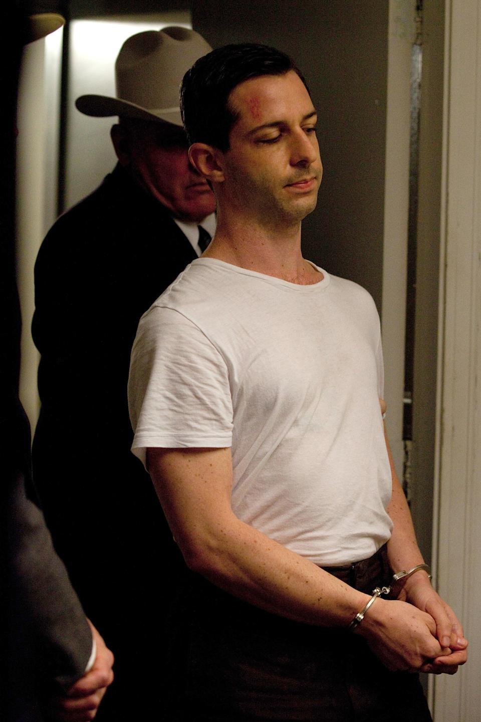 """Jeremy Strong in Exclusive Media's """"Parkland"""" - 2013"""