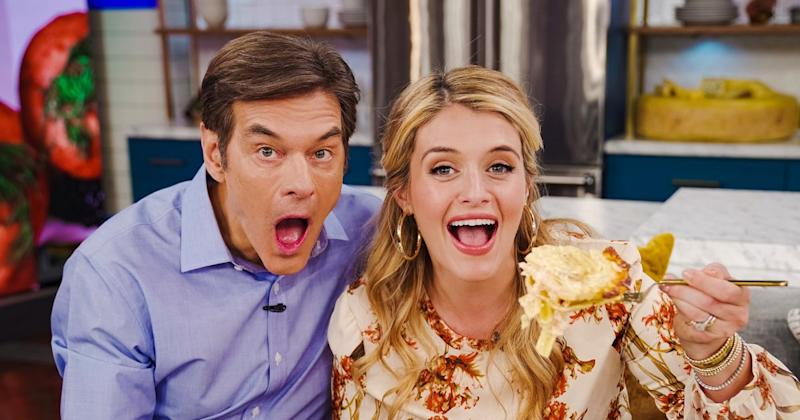 Say Cheese Pregnant Daphne Oz Reveals Shes Expecting A Girl With