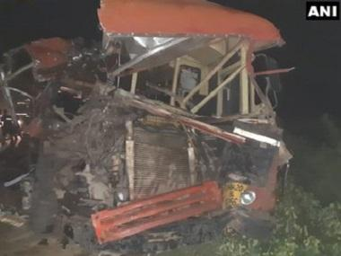 Maharashtra's Dhule accident leaves 11 dead on the spot, 15 injured; wounded rushed to govt hospital