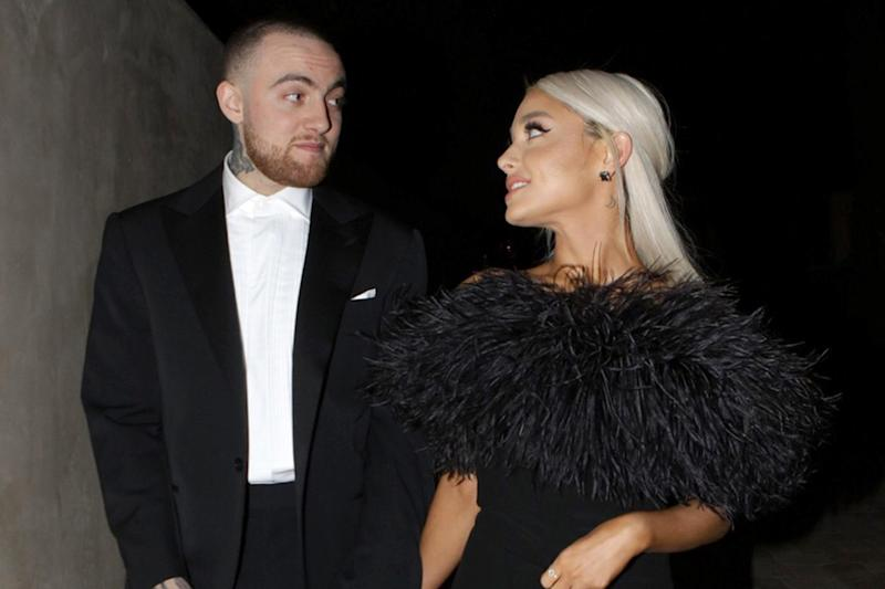 "Ariana Grande Defends Breakup With Mac Miller: ""Of Course I Didn't Share About How Hard or Scary It Was"""