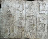 """<p>Researchers believe that hieroglyphics discovered on the floor of a (once) hidden chamber within the largest Great Pyramid are <a href=""""http://www.nbcnews.com/id/43314221/ns/technology_and_science-science/t/mystery-pyramid-hieroglyphs-it-all-adds/#.Xqxzby2ZMlU"""" rel=""""nofollow noopener"""" target=""""_blank"""" data-ylk=""""slk:engineering blueprints and mathematics"""" class=""""link rapid-noclick-resp"""">engineering blueprints and mathematics </a>of sorts.</p>"""