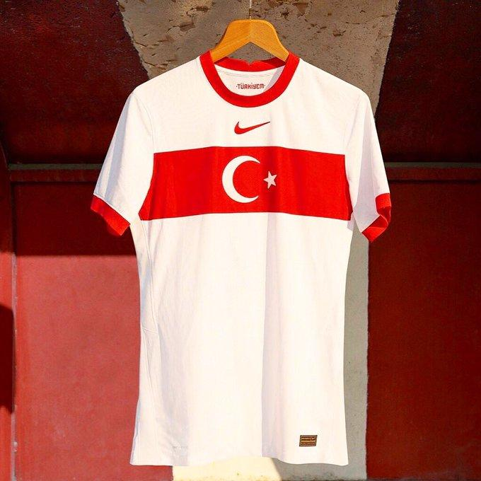 ONLY EMBED Turkey new home jersey 2020-21
