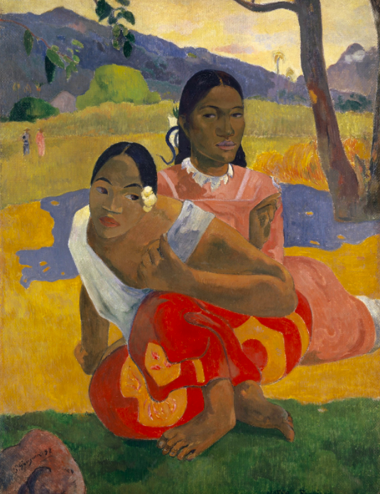<p>3. Nafea Faa Ipoipo (When Will You Marry?) – Paul Gauguin (1892). Sold for: £244.2m. The French Post-Impressionist artist sold in February 2015 to Sheikha Al-Mayassa bint Hamad bin Khalifa Al-Thani, the sister of Qatar's ruling Emir. (Pic: Wiki Commons) </p>