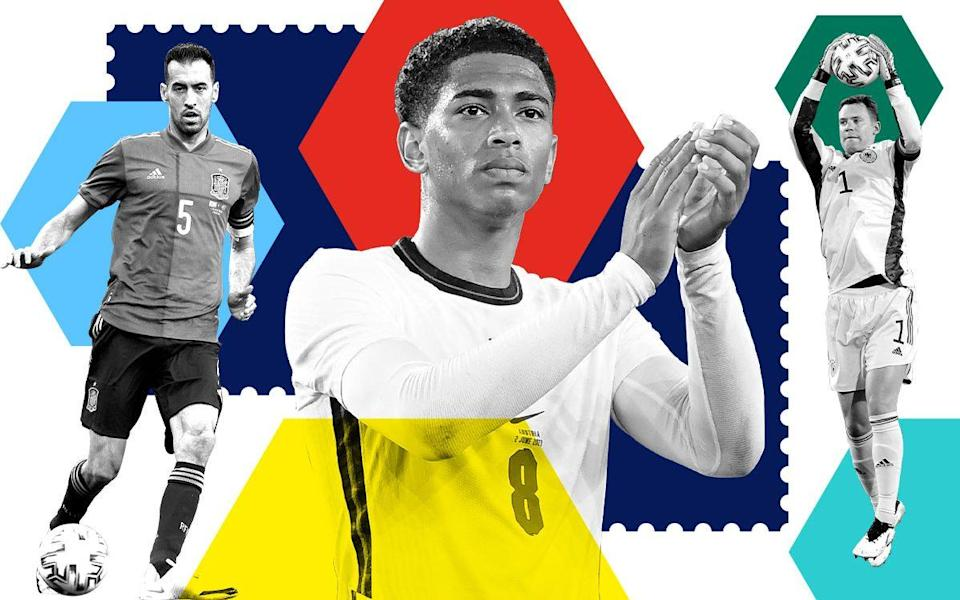 Euro 2021: ranking the 50 best players you will see this summer, part one - 50-41