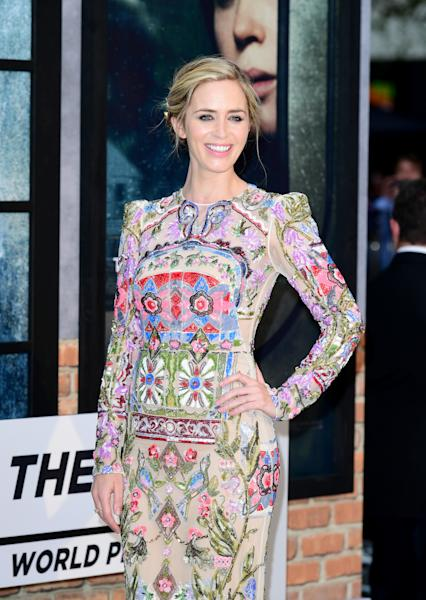 <p>Blunt takes the title role in Mary Poppins Returns.</p>