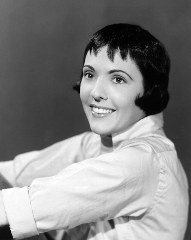 <p>Keely Smith was a singer of jazz and popular music best known for her act with Louis Prima in the 1950s. She died Dec. 16 of heart failure. She was 89.<br>(Photo: Getty Images) </p>
