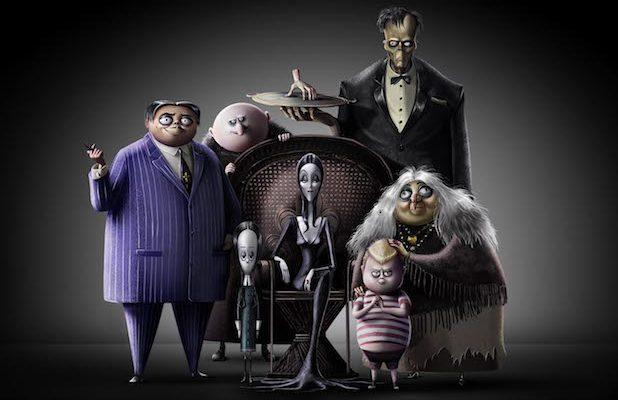 'The Addams Family' Sequel in the Works for October 2021 Release