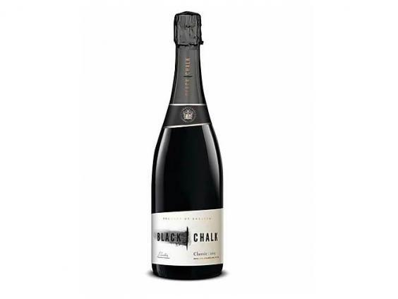 Made in small batches, this sparkling wine uses three classic varieties: chardonnay, pinot noir and pinot meunier