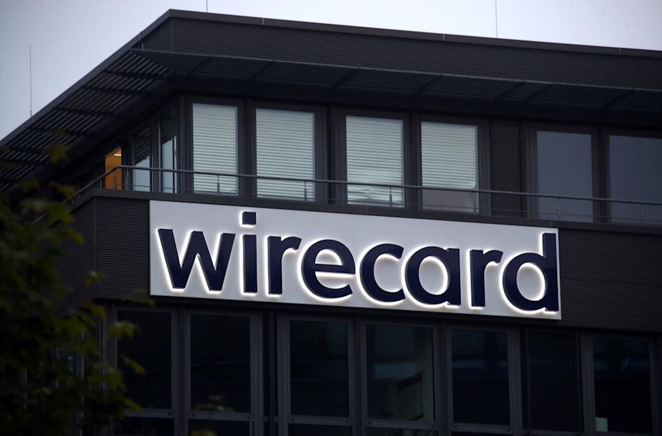 Wirecard HQ in Aschheim, Germany. Photo: Michael Dalder/Reuters