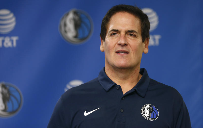 Mavericks Owner Mark Cuban Says Players Can Kneel for the National Anthem Without Being Disrespectful