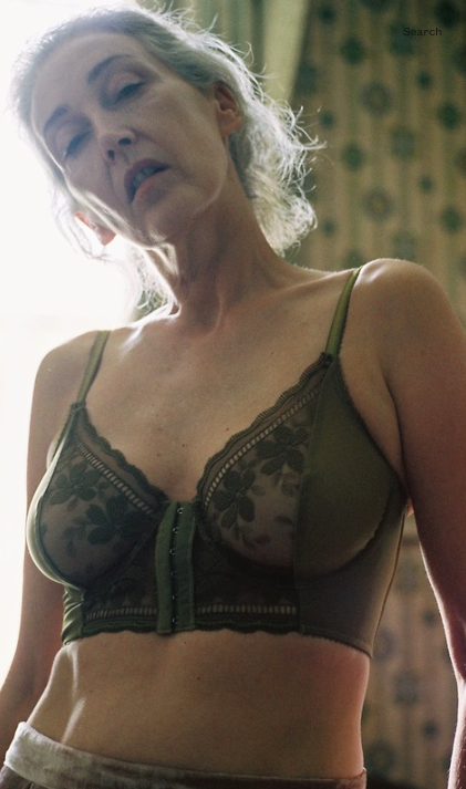 The 57 year old looks amazing in the beautiful images [Photo: Harry Were/Lonely Lingerie]