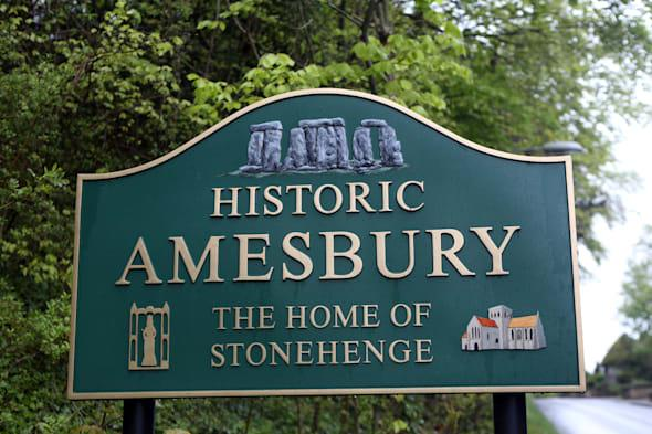 Amesbury town stock