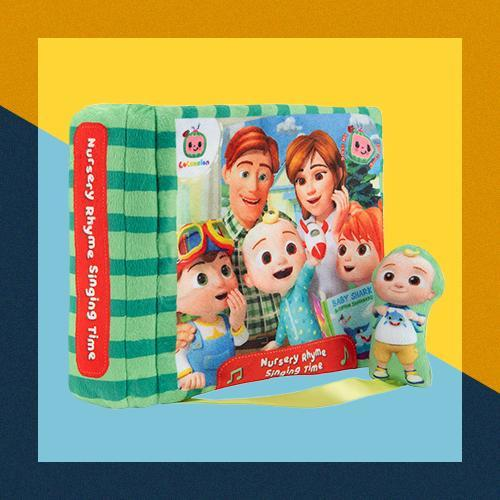 Cocomelon plush book, best Christmas gifts 2021