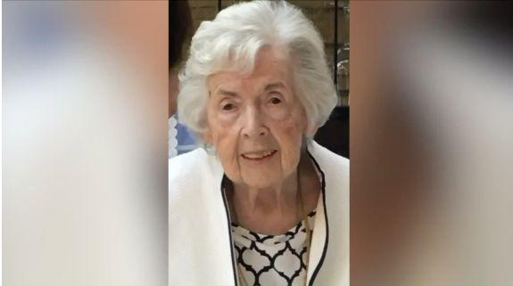 The family of Margaret Collins, 91, is suing Abington of Glenview, its parent company and two of its former employees. (Photo: WGN-TV)