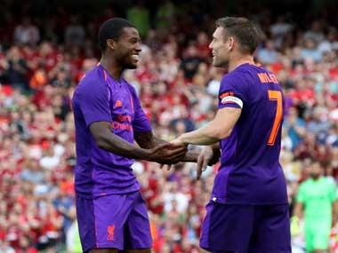 Champions League: Liverpool's new-found fortitude in midfield sees them travel to Paris as favourites to qualify for knockouts