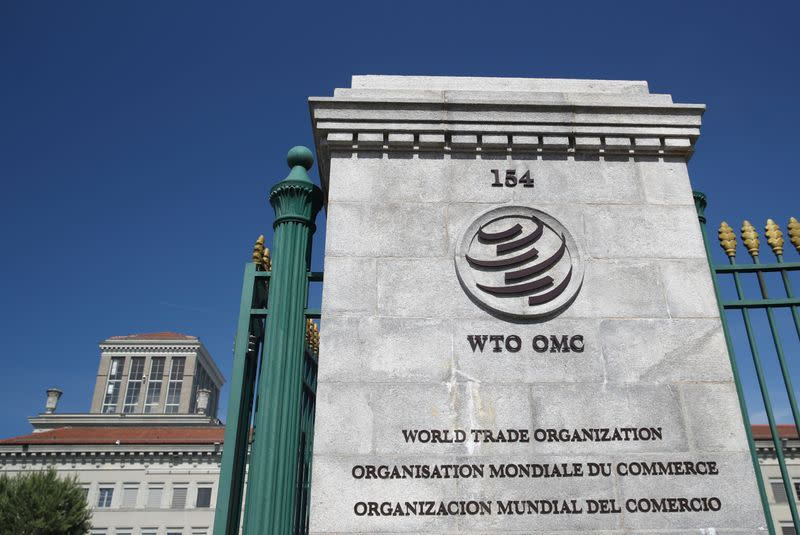 Eight in race for top job at World Trade Organization
