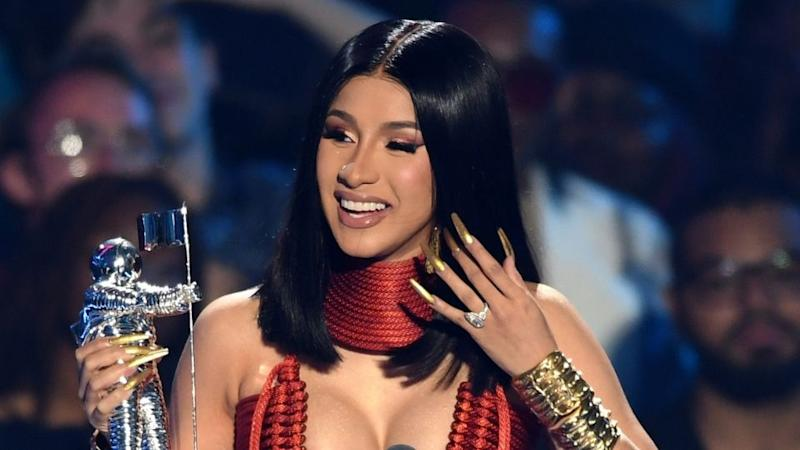 Cardi B Dragged Fans Who Believe Travis Scott Should Have Won Her Grammy