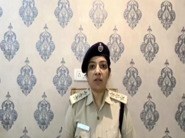 Dharna Yadav, Assistant Commissioner of Police (ACP). (Photo/ANI)
