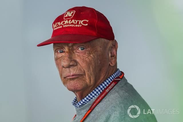 "Niki Lauda, Mercedes AMG F1 Non-Executive Chairman <span class=""copyright"">Sutton Motorsport Images</span>"