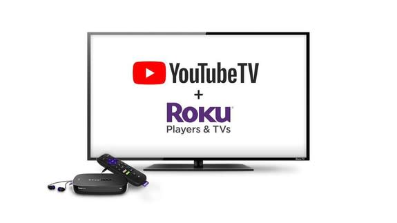 YouTube TV Now Available on Roku Devices