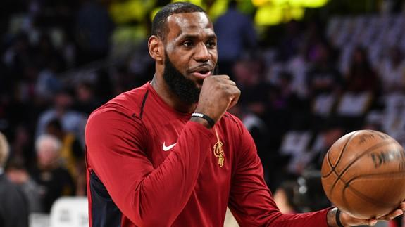 Thousands of people petition to have LeBron James replace Betsy DeVos as secretary of education