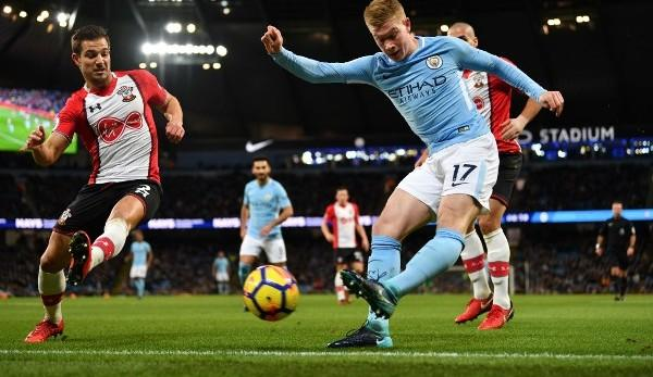 Primera Division: Fragte Real Madrid bei Citys de Bruyne an?