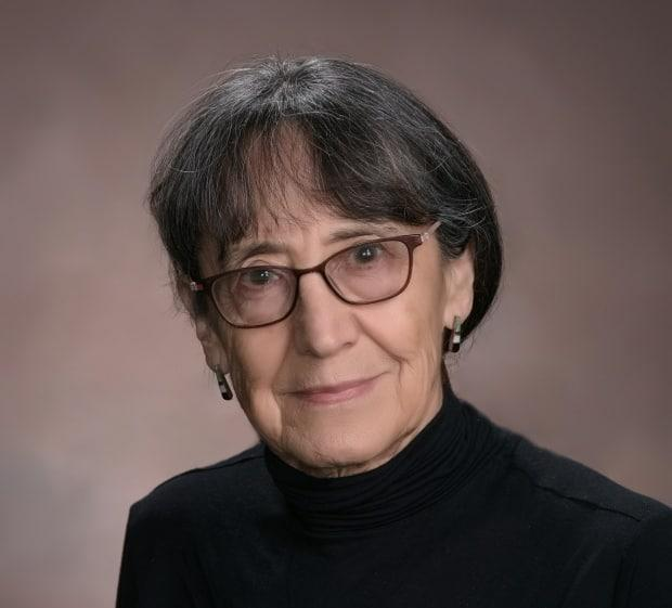 The former chair of native studies at St. Thomas University, Andrea Bear Nicholas, now a professor emeritus, says she has received a grant to complete a book this year about the history of Kingsclear First Nation. (Submitted by Andrea Bear Nicholas - image credit)