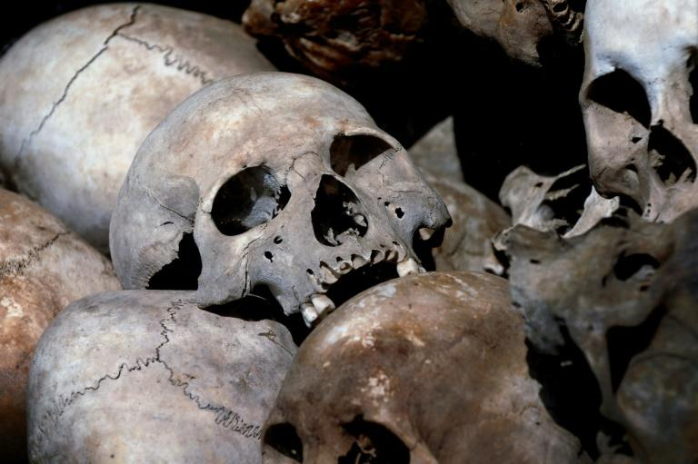 The nearly four-year reign of terror by the Khmer Rouge left around two million Cambodians dead from overwork, starvation and mass executions