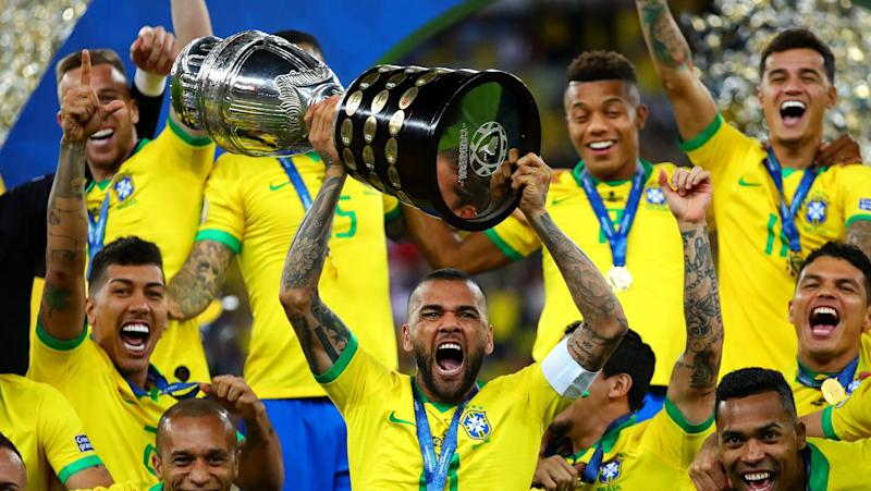 Man City interested in signing Brazil captain Alves