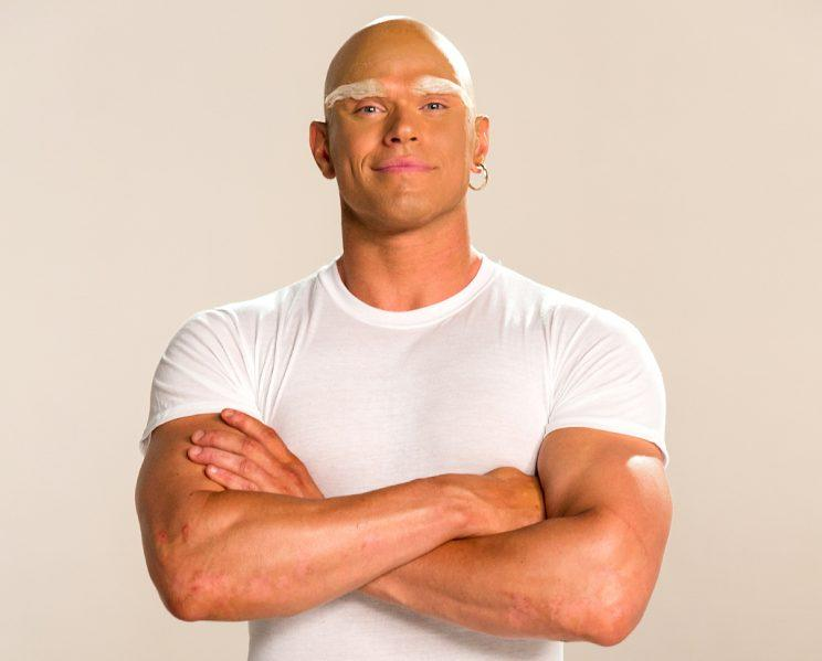 kellan lutz auditions to be mr clean �i like being neat