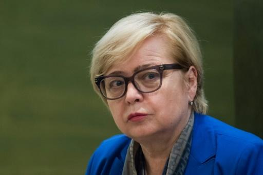 Polish Supreme Court chief justice Malgorzata Gersdorf says government moves to force judges to retire early is a 'purge'