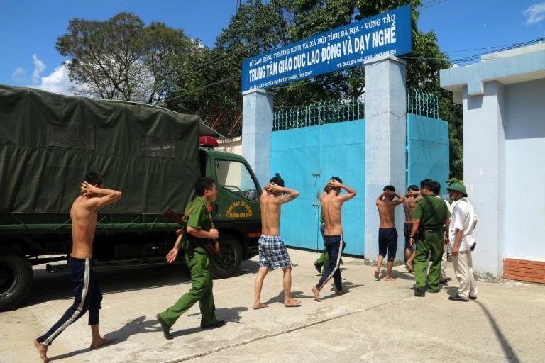 Between 2014 and 2016 more than 65,000 addicts cycled through Vietnam's state-sponsored drug rehab centres, usually a mix of compulsory patients sent by police with those admitted by exasperated relatives