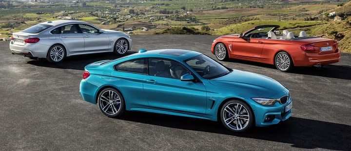 2018 BMW 4 Series Coupe, Convertible, Gran Coupe photo