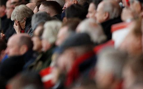 Wenger reacts at AFC Bournemouth - Credit: Action Images via Reuters