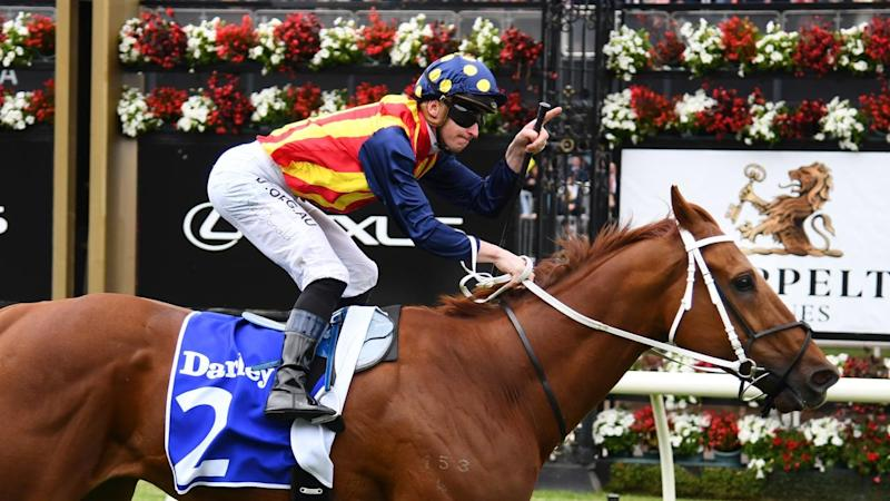 RACING STAKES DAY