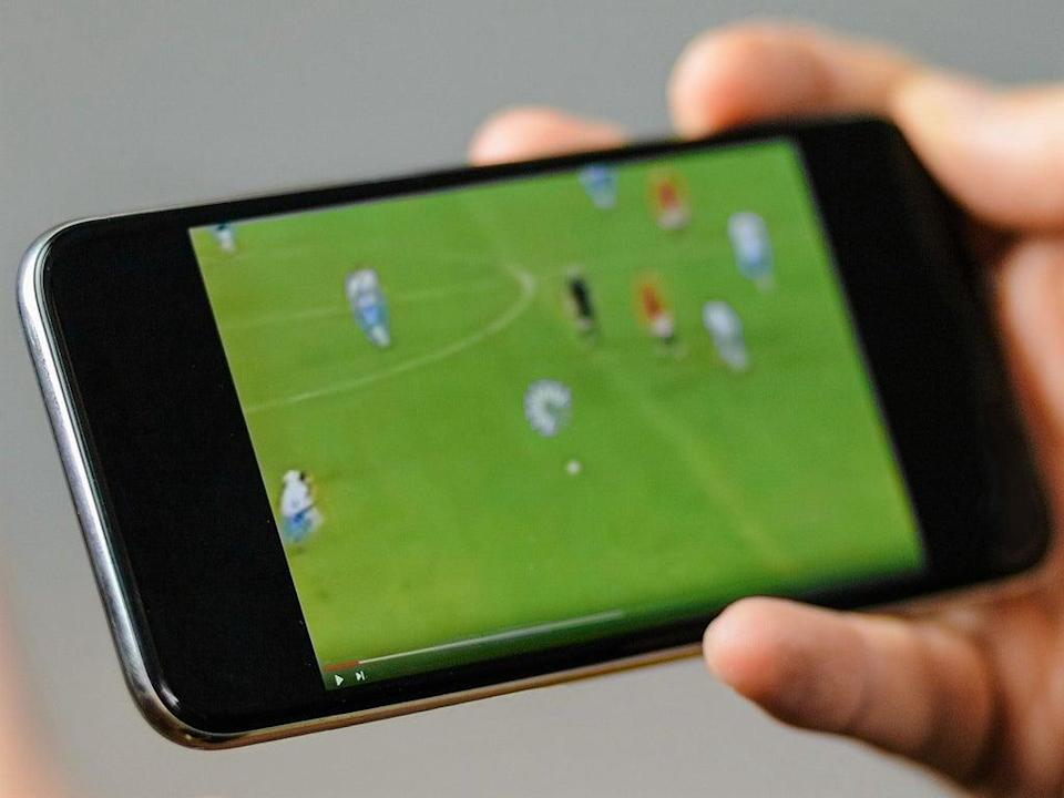 Mobdro offered free live streams of premier league football matches and other sporting events (Getty Images/iStockphoto)