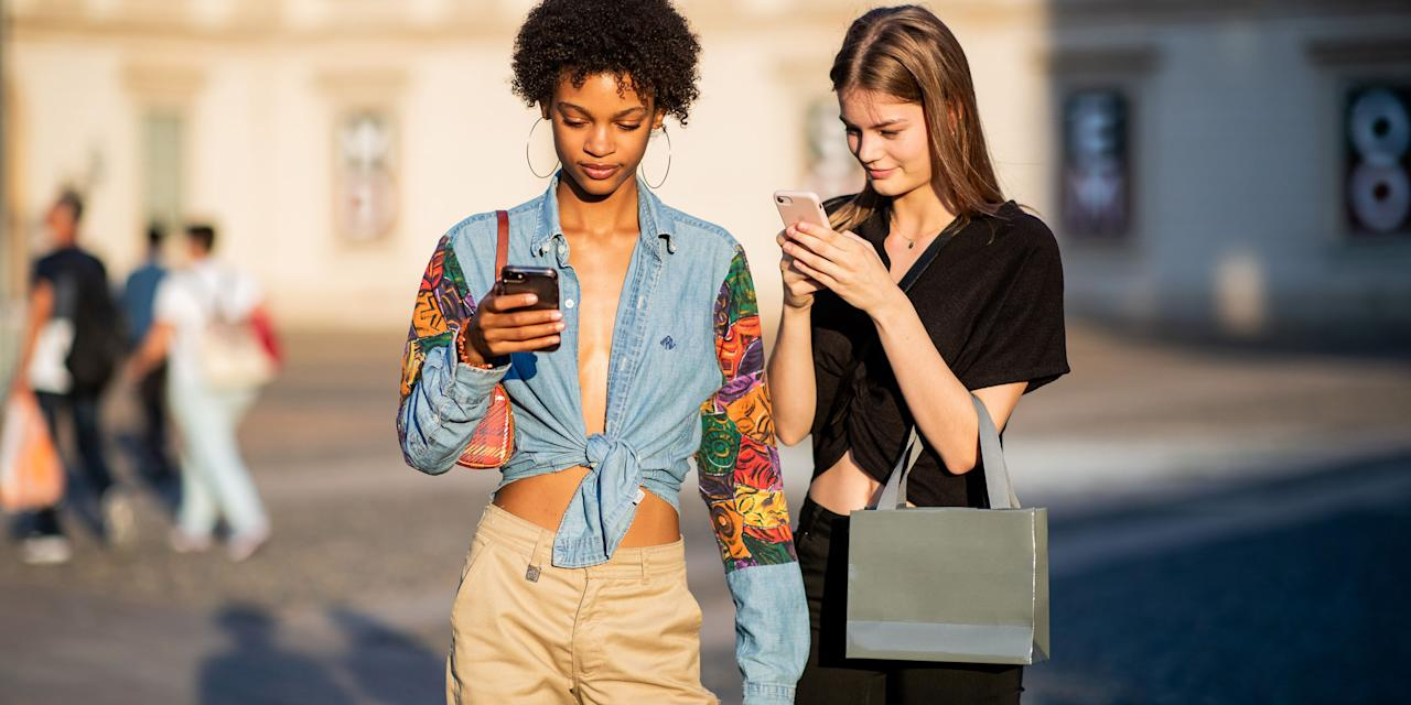 """<p><a href=""""https://www.marieclaire.com/fashion/g1898/best-online-shopping/"""" target=""""_blank"""">Online shopping</a> is great and all, but when companies make it even easier to nab the latest fashion trends via an app—especially when some provide insane discounts for users who simply sign up—it would be a sin not to take advantage of it. Here, we've rounded up 13 essential shopping apps to download now and save yourself a trip to the store.  </p>"""