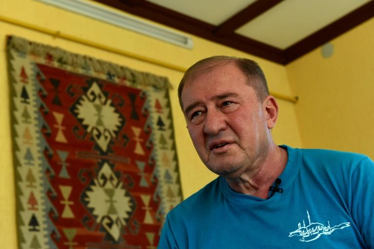 Crimean Tatar leaders freed from prison, flown to Turkey