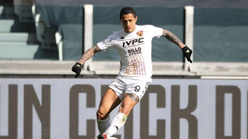 Lapadula, attaccante del Benevento | Jonathan Moscrop/Getty Images