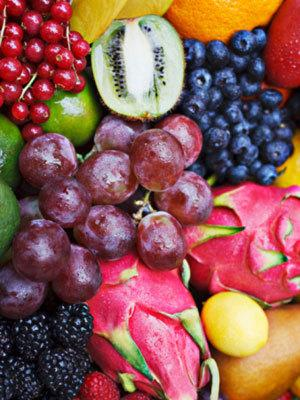 The high sugar content in fruit means it's best avoided by people who are trying to lose weight. One or two pieces a day is all we should be eating.