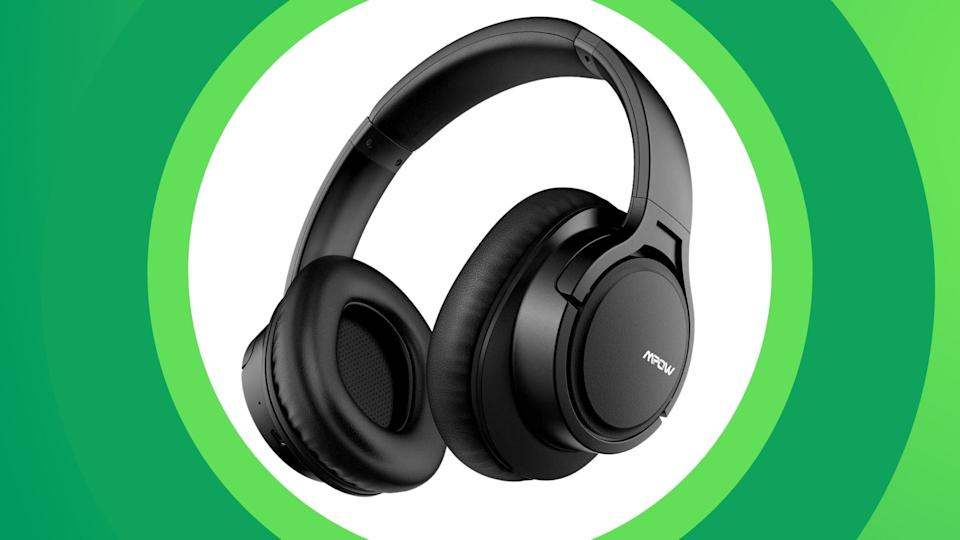 Mpow H7 Bluetooth Wireless Headphones are on sale through Amazon from $36 (originally from $40)