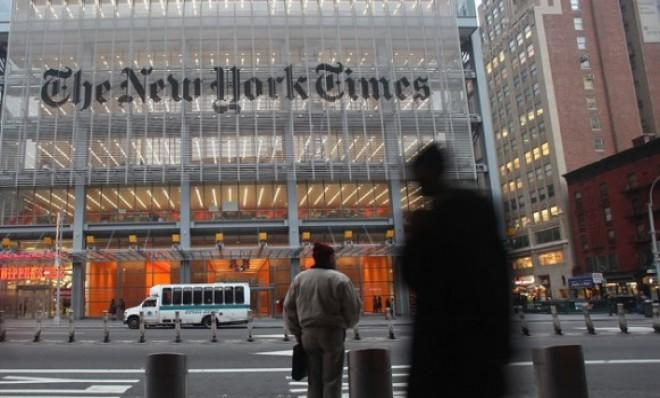 The New York Times: Hacked.